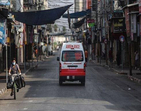 """من السبت.. غزة تعود للإغلاق الليلي لمواجهة """"كورونا"""""""