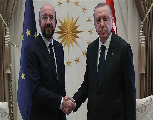 """أردوغان: على الاتحاد الأوروبي الوفاء بـ""""اتفاق الهجرة"""""""
