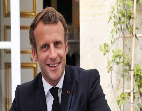 ماكرون: تشكيل حكومة جديدة في لبنان خطوة أساسية لاتخاذ إجراءات الطوارئ