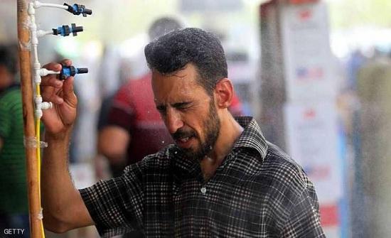 مدينة عربية تسجل أعلى درجة حرارة في العالم