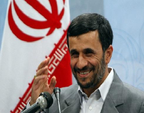 نجاد يبعث برسالة لولي العهد السعودي حول اليمن