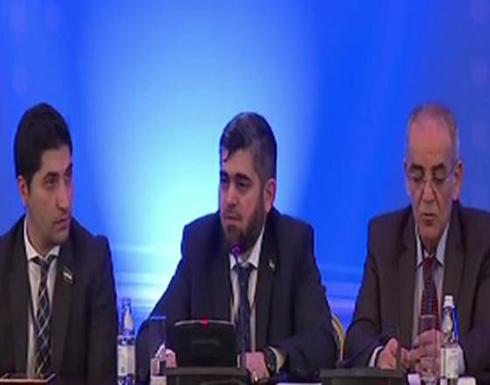 تعهد روسي بوقف الغارات والمعارضة السورية تطالب بالمعتقلين