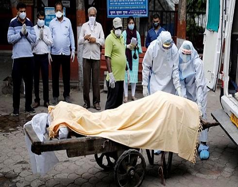 الهند تسجل قرابة 84 ألف إصابة بفيروس كورونا في قفزة قياسية يومية