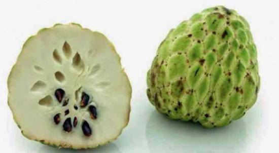'فاكهة القشطة' .. ماهي فوائدها وكيف تؤكل؟!