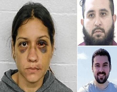 امريكي يجبر زوجته الخائنة على قطع رأس عشيقها