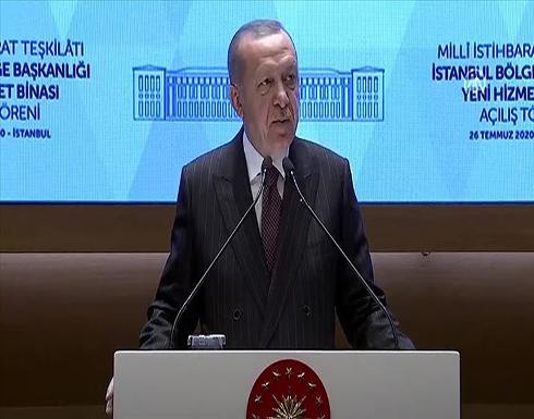 أردوغان لعباس: نقف دوما إلى جانب الشعب الفلسطيني