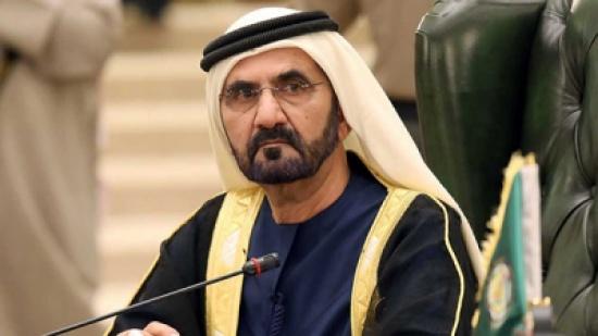 الشيخ محمد بن راشد للأردنيين   : مصابهم مصابنا و أطفالهم أطفالنا