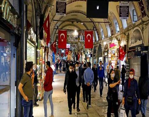 تركيا تسجل 928 إصابة و18 وفاة بكورونا