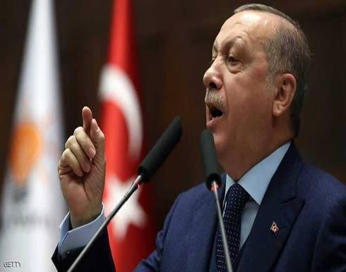 أردوغان يطالب القوات الأميركية بمغادرة منبج