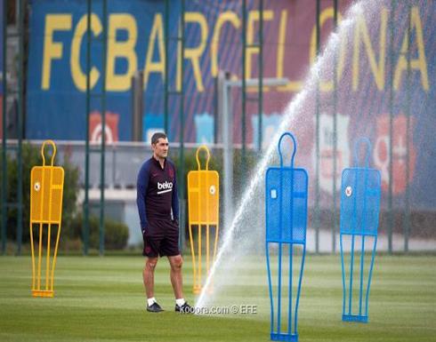 رغبة إدارة برشلونة تعارض فالفيردي
