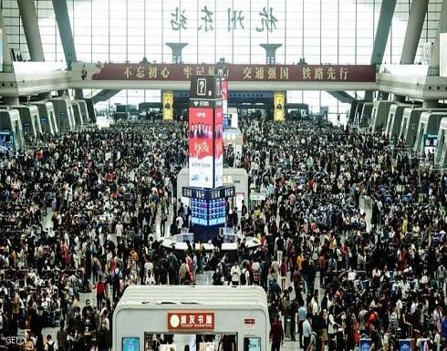 """108 ملايين في 8 أيام.. الصين """"تودع"""" كورونا بلقطة صادمة"""