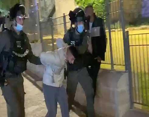 إسرائيل تعتقل 5 فلسطينيين في القدس
