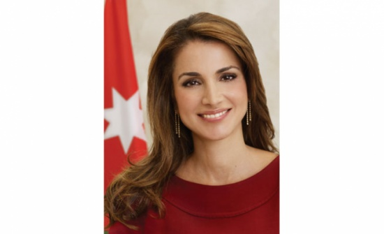 الملكة رانيا : مع بداية العام الجديد نجدد أملنا بأيام أفضل