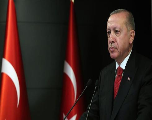 """على غرار السامية.. أردوغان يدعو لمكافحة """"معاداة الإسلام"""""""