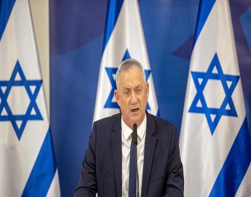 غانتس يؤكد لأوستين التوصل إلى الهدنة في غزة