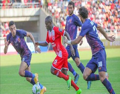 """هدف """"صاروخي"""" يسقط الأهلي المصري أمام سيمبا التنزاني في دوري أبطال إفريقيا (فيديو)"""