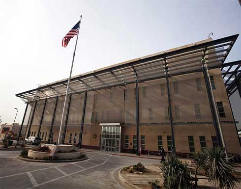 'التحالف الامريكي' يعلن سقوط صاروخ قرب 'مركز دعم دبلوماسي' في بغداد