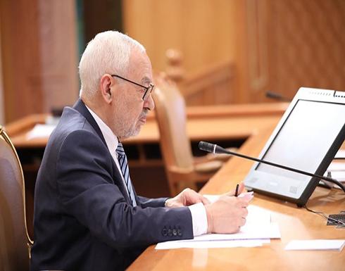 تحديد موعد لجلسة التصويت على سحب الثقة من الغنوشي