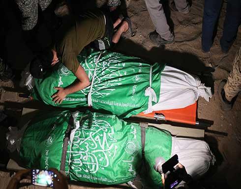 غزة :ارتفاع حصيلة العدوان الاسرائيلي الى 253 شهيدا