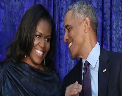 ميشيل أوباما: ذات مرة أردت دفع باراك من النافذة