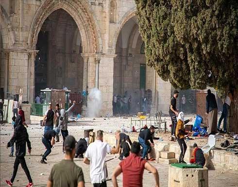 إصابة 245 فلسطينيا بمواجهات مع الجيش الإسرائيلي بالضفة