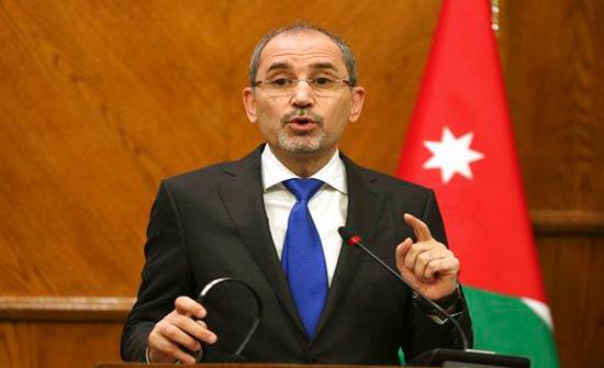 الصفدي : الأردن سيبقى السند للبنان