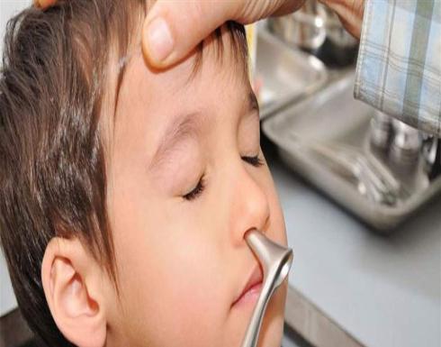 ما لا تعرفونه عن نزيف الأنف عند الأطفال!