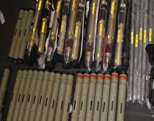 مصدر سعودي: مصادرة شحنات أسلحة إيرانية موجهة للحوثيين