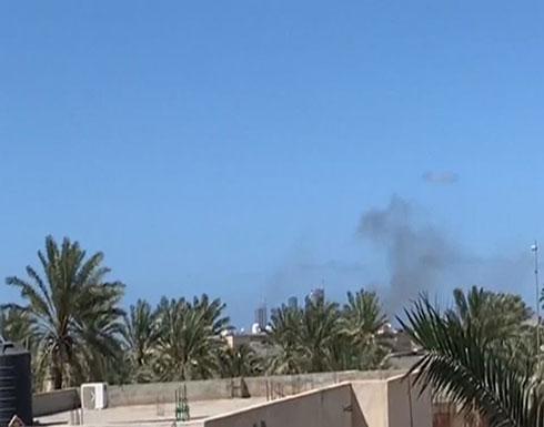 اشتباكات عنيفة بين الجيش الليبي وقوات الوفاق بطرابلس