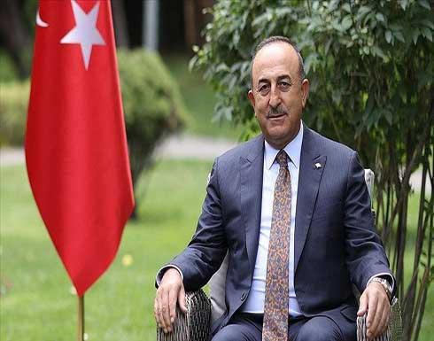 تشاووش أوغلو: أجواء إيجابية تخيم على العلاقات التركية الإماراتية