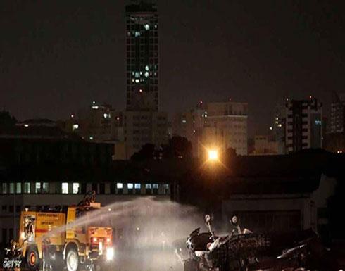 قتيلان ومصابون في تحطم طائرة بالبرازيل