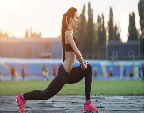 بالصور :  5 تمارين بسيطة تُخلصكِ من دهون الساقين والفخذين