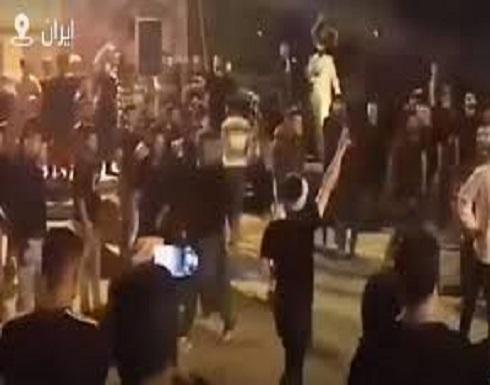 قتيل وإصابات في إطلاق الرصاص الحي أثناء مراسم أربعينية بإيران .. بالفيديو