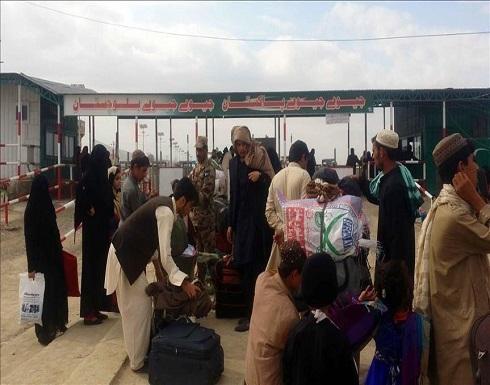 """طالبان تفتح معبر """"تورخام"""" مع باكستان أمام المشاة"""