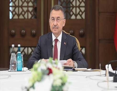 أنقرة: لا مخاطر على تركيا وقبرص جراء التسرب النفطي من سوريا