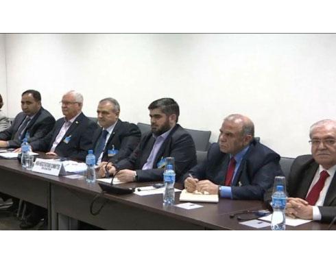 المعارضة السورية تغادر جنيف.. تؤكد على وقف المذابح لاستئناف المفاوضات