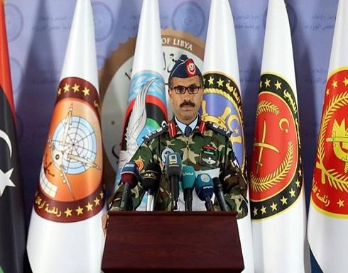الجيش الليبي يؤكد جاهزيته لصد أي هجوم لقوات حفتر .. بالفيديو