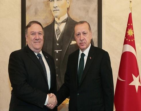 أردوغان رفض مقابلة بومبيو.. واتصالات بين فريق لبايدن وأنقرة