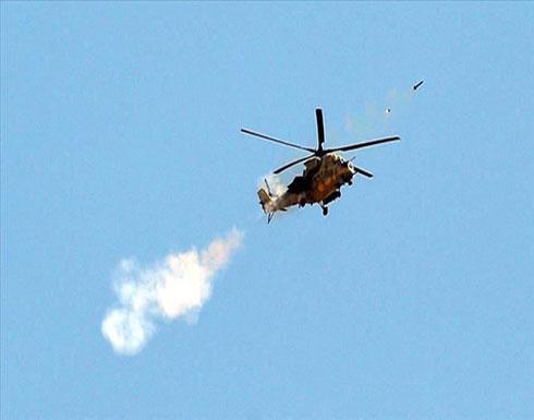 طرابلس.. غارات على تمركزات لحفتر واشتباكات بأسلحة ثقيلة