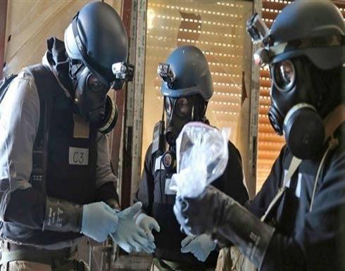منظمة حظر الأسلحة الكيماوية: فريقنا سيبدأ العمل في سوريا السبت