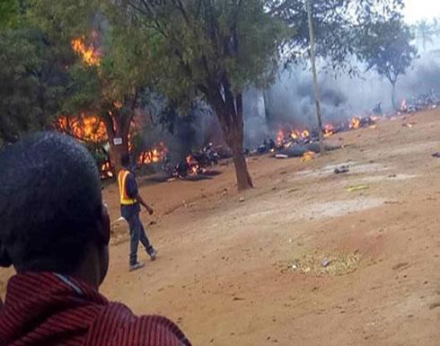 انفجار ناقلة وقود في تنزانيا (شاهد)