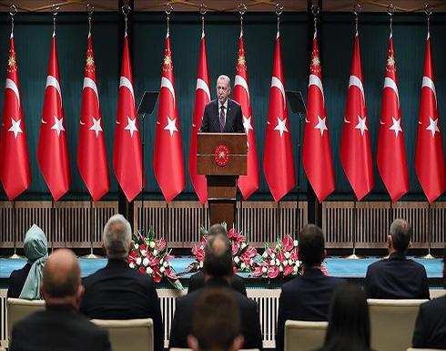 أردوغان: توقيع اتفاقية التجارة الحرة مع بريطانيا الثلاثاء