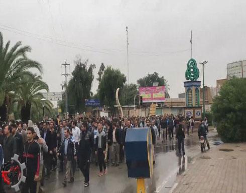 مع تواصل احتجاجات الأحواز.. قضاء إيران يحذر من الفوضى