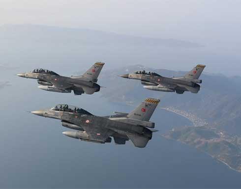 """رويترز: تركيا طلبت اقتناء 40 مقاتلة """"إف-16"""" ومعدات أميركية لتحديث سلاحها الجوي"""