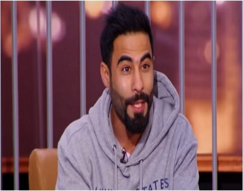 الكويتي عبودكا لـ مي عمر: أموت عليكي فأنتِ شيء لم يمر على التلفزيون (فيديو)