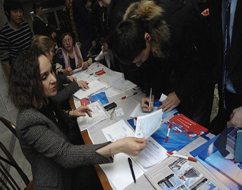عدد العاطلين عن العمل في روسيا يرتفع 400 % خلال النصف الأول
