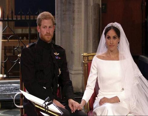 بالصورة :الكشف عن إسم صديقة ميغان  التي منعها الأمير هاري من حضور زفافهما
