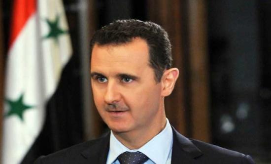 الاسد يقول ان اولوية محادثات استانا حول سوريا هي وقف اطلاق النار