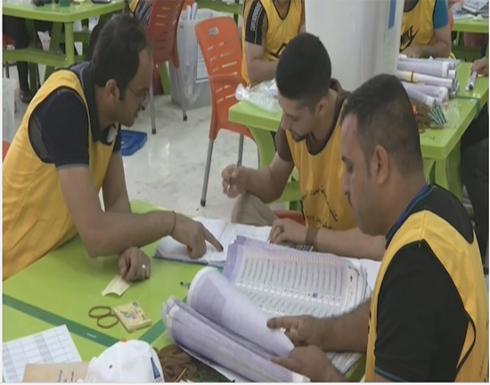 الانتخابات العراقية.. مفاجأة بعد 4 أيام من الفرز اليدوي