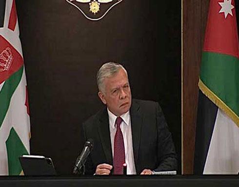 الملك : سيتم محاسبة كل شخص قصّر في عمله وفي حماية أرواح الأردنيين .. بالفيديو